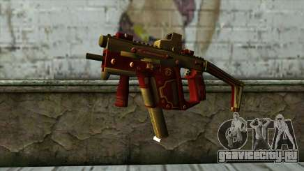 Kriss Super from PointBlank v1 для GTA San Andreas