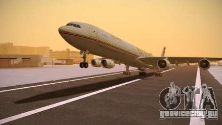 Airbus A340-600 Etihad Airways для GTA San Andreas