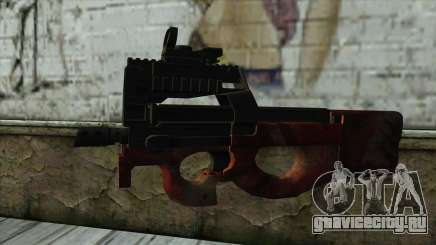 P90 from PointBlank v4 для GTA San Andreas