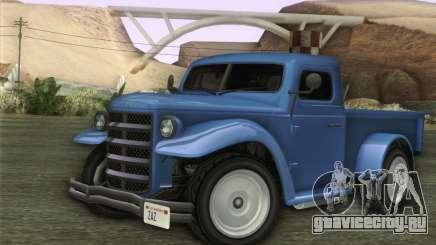 Bravado Duneloader Classic 1.0 (IVF) для GTA San Andreas