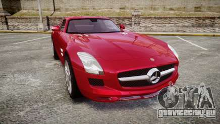 Mercedes-Benz SLS AMG [EPM] для GTA 4