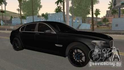 BMW 760 для GTA San Andreas