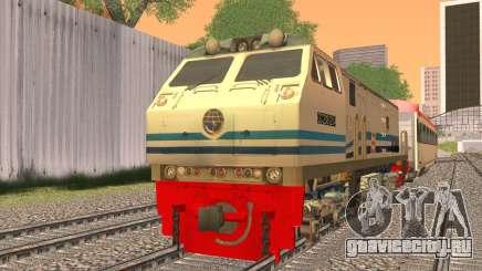 GE U20C CC 203 Old Livery для GTA San Andreas
