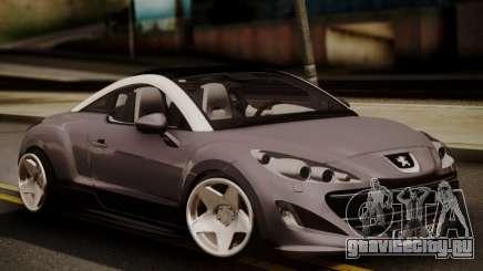 Peugeot RCZ для GTA San Andreas