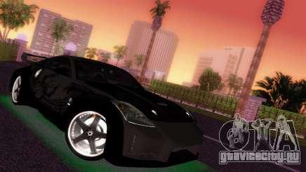 Nissan 350Z Veiside DK для GTA Vice City