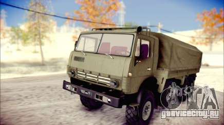 КамАЗ 6350 (АПП) для GTA San Andreas