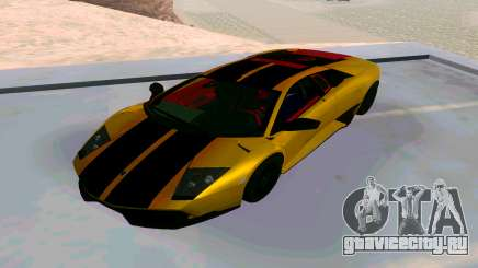 Lamborghini Murcielago кроссовер для GTA San Andreas
