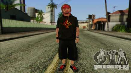 GTA 5 Wade Hebert для GTA San Andreas