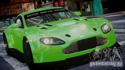 Aston Martin Vantage GTE для GTA 4