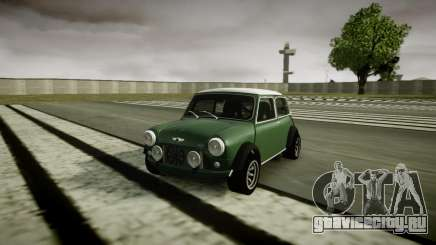 Mini Cooper RWD для GTA 4