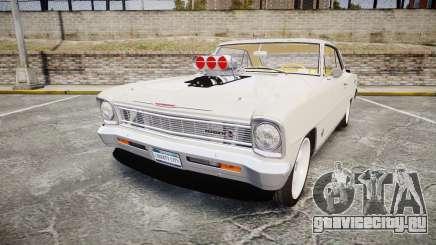 Chevrolet II Nova SS 1966 Custom [EPM] для GTA 4
