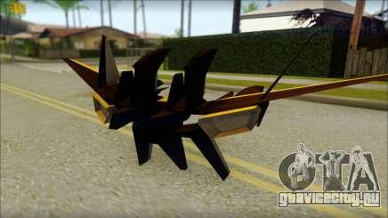 Machine Wing Jetpack для GTA San Andreas