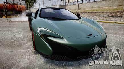 McLaren 650S Spider 2014 [EPM] Bridgestone v2 для GTA 4