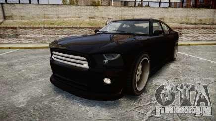 Bravado Buffalo FIB Modified для GTA 4