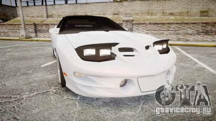 Pontiac Firebird Trans Am 2002 для GTA 4
