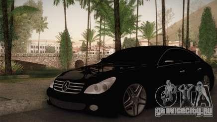 Mercedes-Benz CLS 350 для GTA San Andreas