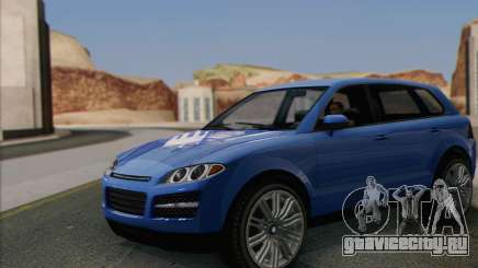 Obey Rocoto 1.0 (HQLM) для GTA San Andreas