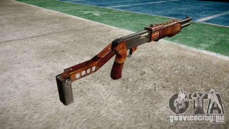 Ружьё Franchi SPAS-12 Bacon для GTA 4 второй скриншот