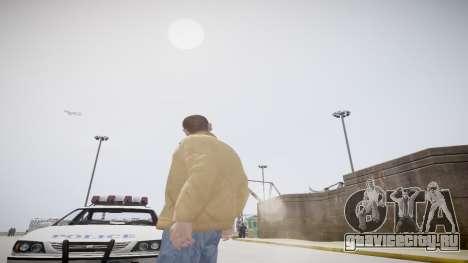 CGE Red Sky Fix v2.01 для GTA 4 третий скриншот