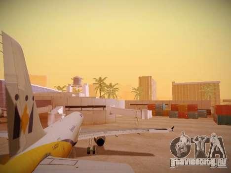 Airbus A321-232 Monarch Airlines для GTA San Andreas