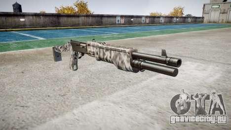 Ружьё Franchi SPAS-12 Diamond для GTA 4