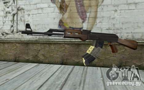 AK47 from Firearms v2 для GTA San Andreas
