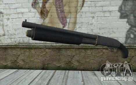 Remington 870 v1 для GTA San Andreas