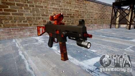 Пистолет-пулемёт UMP45 Bacon для GTA 4