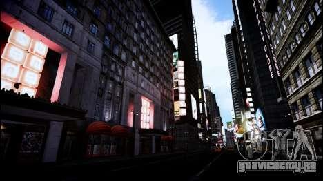 FaveENB для GTA 4 четвёртый скриншот
