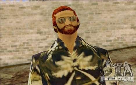Vercetti Gang from GTA Vice City Skin 2 для GTA San Andreas третий скриншот