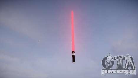 Лазерный меч для GTA 4