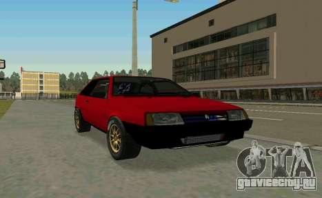 ВАЗ 2108 Turbo-TAZ для GTA San Andreas
