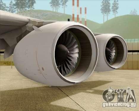 Airbus A380-800 Japan Airlines (JAL) для GTA San Andreas