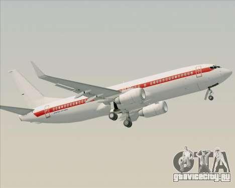 Boeing 737-800 EG&G - Janet для GTA San Andreas двигатель