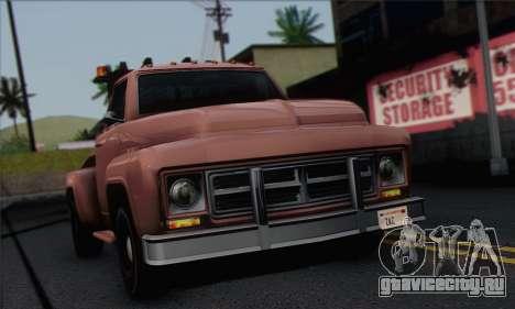 Towtruck GTA 5 для GTA San Andreas