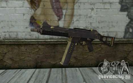 UMP45 from Spec Ops: The Line для GTA San Andreas