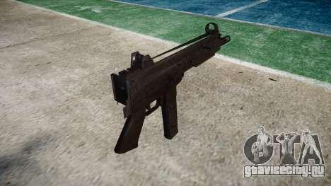 Пистолет-пулемет SMT40 no butt icon3 для GTA 4 второй скриншот