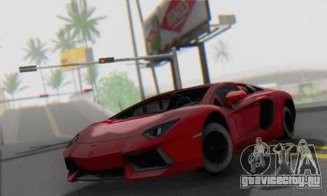 Lamborghini Avendator LP700-4 2012 для GTA San Andreas