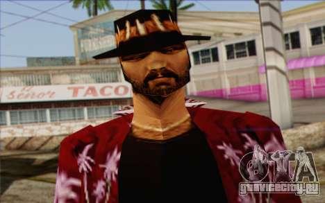 Cartel from GTA Vice City Skin 1 для GTA San Andreas третий скриншот
