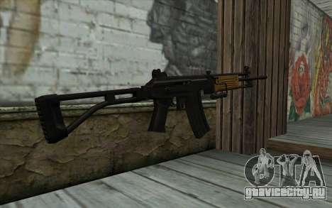 IMI Galil v1 для GTA San Andreas второй скриншот