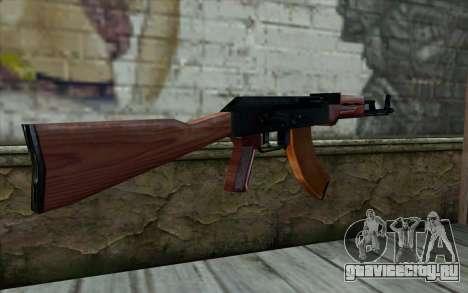 АКМ from Half - Life Paranoia для GTA San Andreas второй скриншот