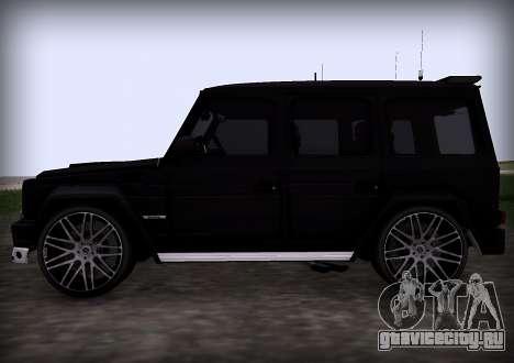 Brabus 800 для GTA San Andreas