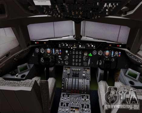McDonnell Douglas DC-10-30 VARIG для GTA San Andreas салон