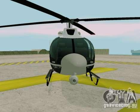 Maibatsu Frogger V1.0 для GTA San Andreas вид слева