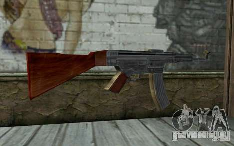 StG-44 from Day of Defeat для GTA San Andreas второй скриншот