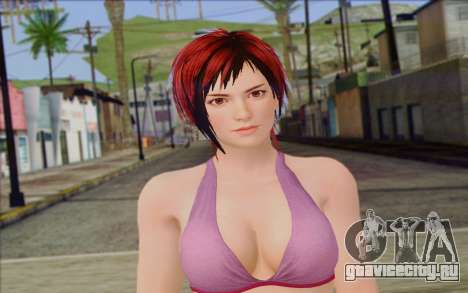 Mila 2Wave from Dead or Alive v2 для GTA San Andreas