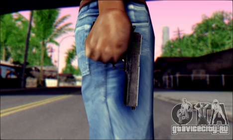 ОЦ-33 Пернач для GTA San Andreas третий скриншот