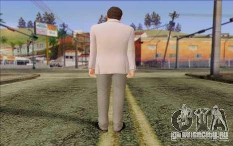 Michael from GTA 5 для GTA San Andreas второй скриншот