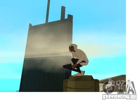 Assassinka для GTA San Andreas третий скриншот