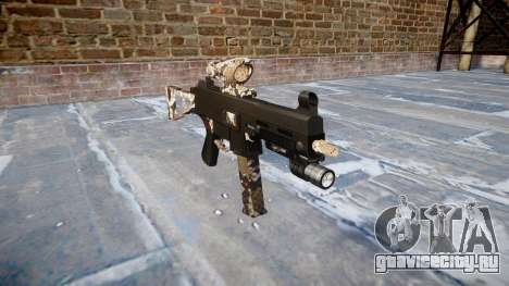 Пистолет-пулемёт UMP45 Viper для GTA 4